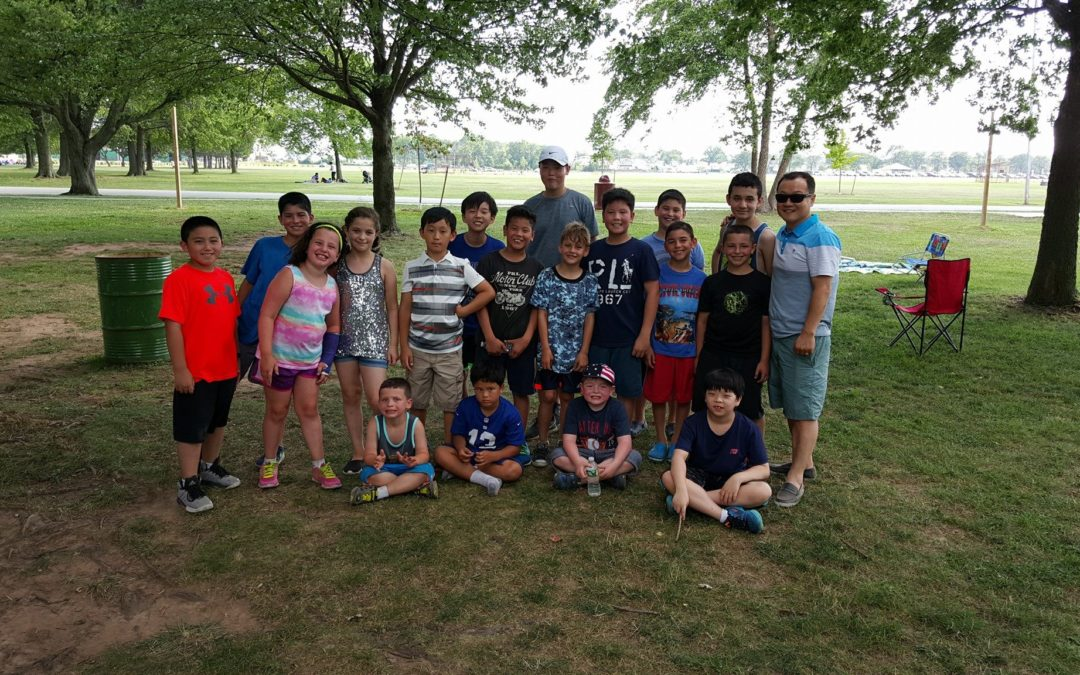 Annual Black Belt America Picnic 2016