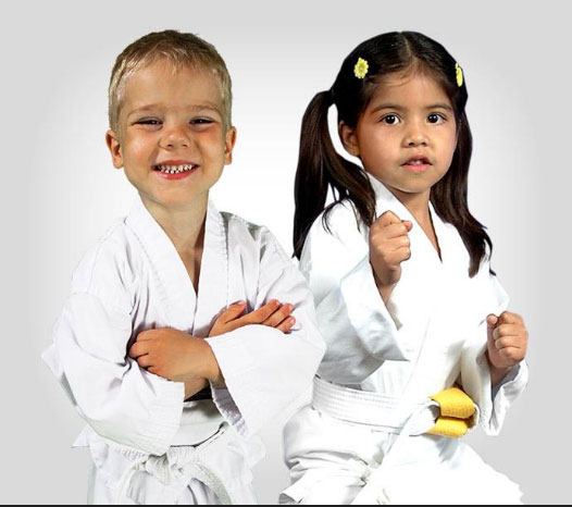 Junior Taekwondo Classes 4-5 YRS