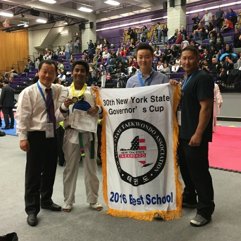 Black belt America Wins Best School of 2016