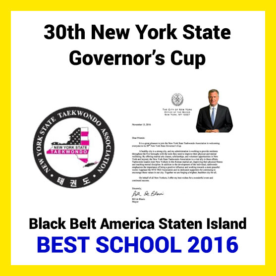 Black Belt America Wins 30th New York State Governor's Cup