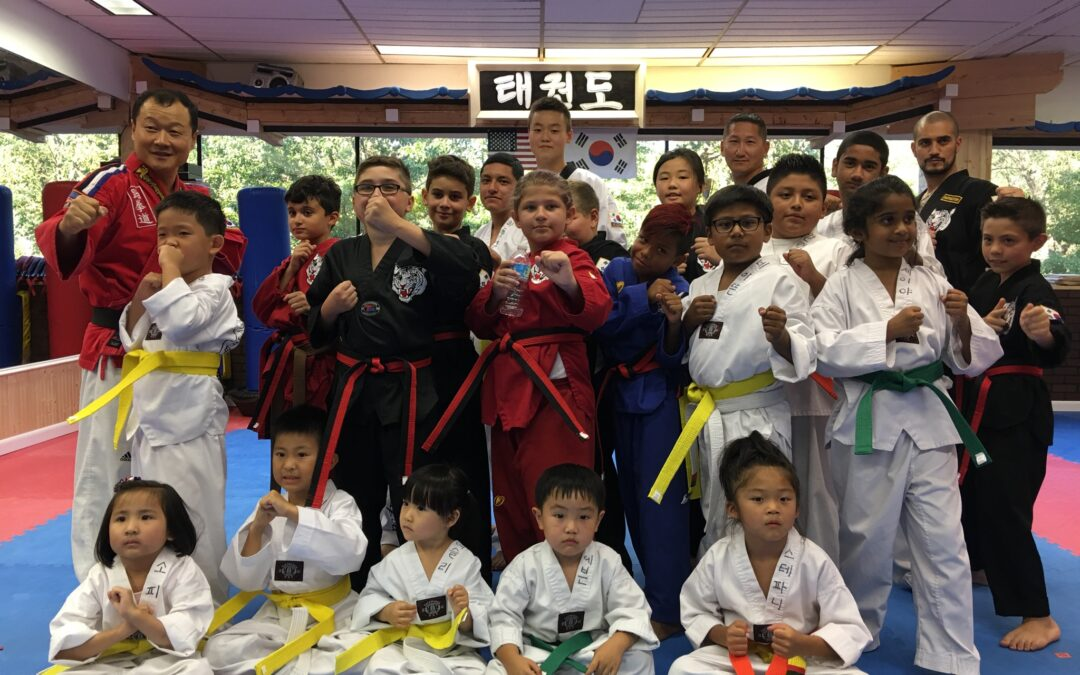 Announcing Black Belt America Summer Special FREE summer classes! Sign up your kids form bellow!